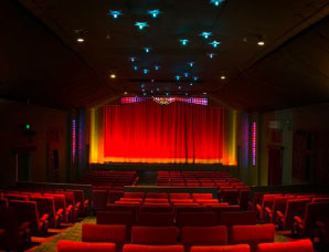 Watch movies at the Kinema